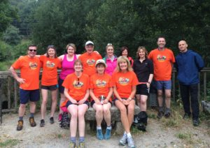 Walking the Camino for CUMH | CUH Charity